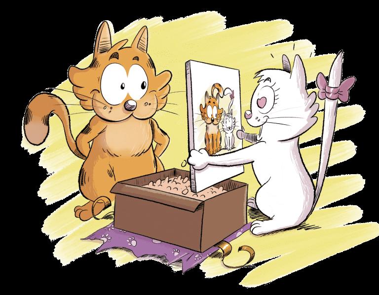 illustrations personnalisées dessins sur mesure