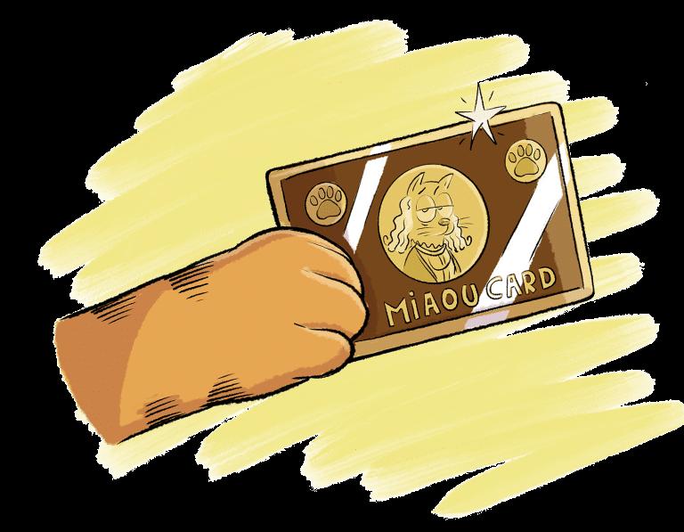 paiement commande illustration personnalisée